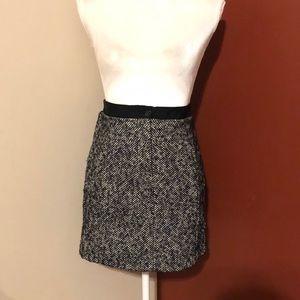 ⭐️LOFT Wool Blend Skirt